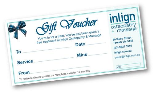 massage gift voucher picture